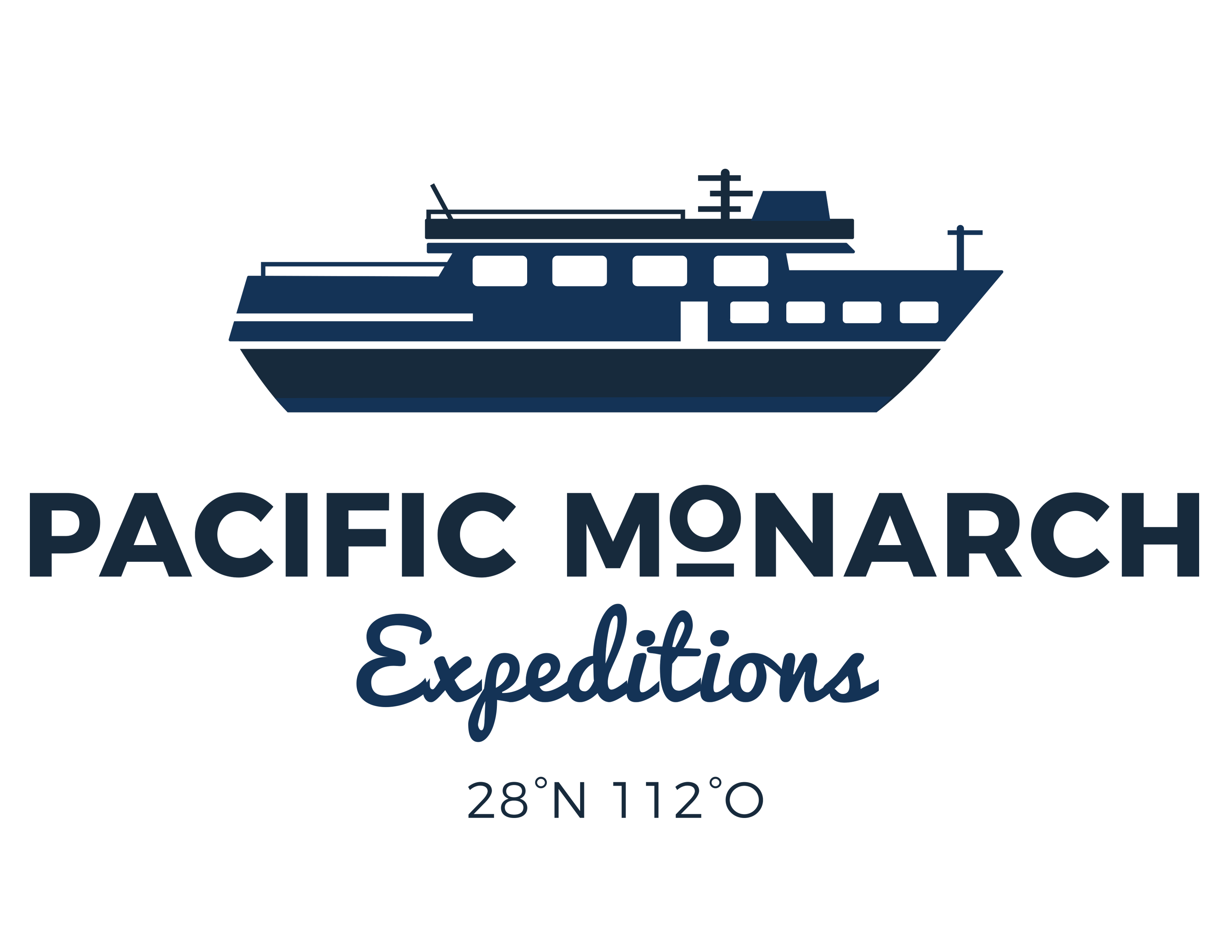 LOGO PACIFIC MONARCH
